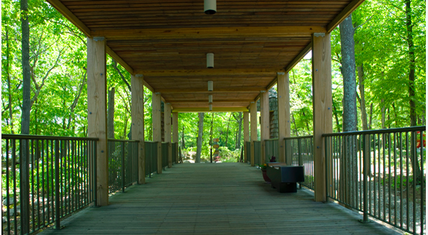 Entrance to the FCM